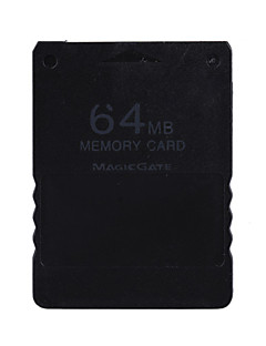64mb MagicGate Memory card voor ps2
