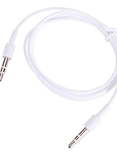 3.5mm M-M Audio Jack Connection Cable