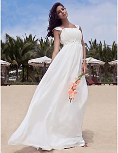 LOUISA - שמלת חתונה מ- שיפון