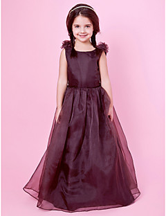 ADIVA - Kleid für Blumenmädchen aus Organza und Satin