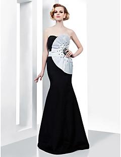 HENRIETTE - kjole til kveld i Taffeta