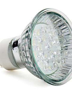 1W GU10 Spot LED MR16 15 LED Haute Puissance 75 lm Blanc Naturel AC 100-240 V