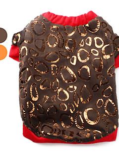 moda estilo cão camisa de aquecimento (xs-l, cores sortidas)