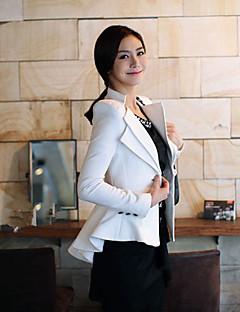doble chaqueta de cola de pescado del collar de la mujer