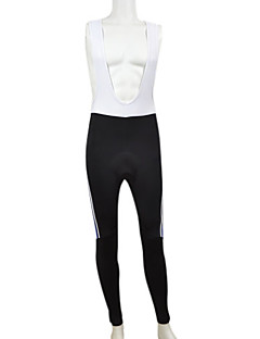 KOOPLUS® Cycling Bib Tights Men's Bike Breathable / Quick Dry / Wearable / Back Pocket / Reflective StripsBib Shorts /