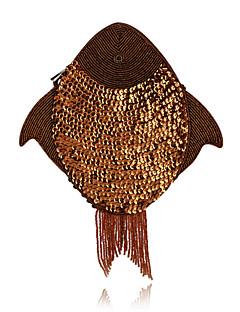 Charmerende Fish Design pailletter Evening Handbag / Clutches (Flere farver)