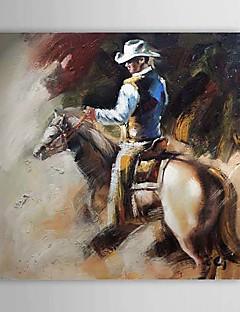 el yağlı boya insan 1303-pe0227 boyalı