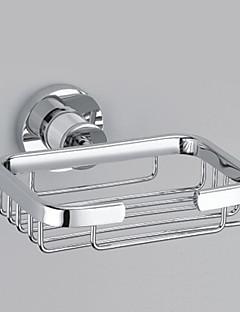 """Sæbeskål Krom Vægmonteret 140 x 130 x 50mm (5.51 x 5.11 x 1.96"""") Messing Moderne"""