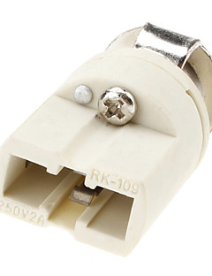 G9 Base lampunpidike Keraamiset lamppupitimeen