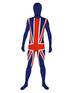The Union Flag Lycra Unisex Full Body Flag Zentai