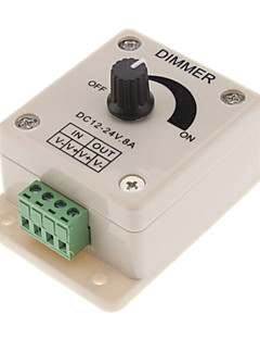 LED Lights Dimmer Switch (DC12-24V)