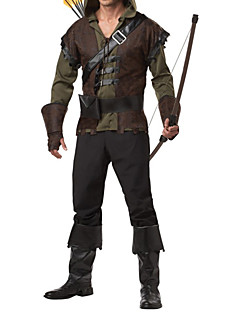 Cosplay Costumes / Party Costume Green Arrow Hoodie Halloween Men's Costume