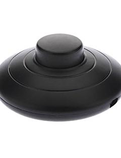 Black Foot Switch (125V, 3A)