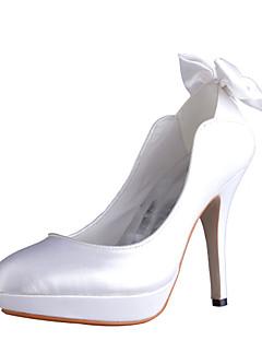 Wedding Shoes - Saltos - Saltos - Azul / Vermelho / Marfim / Branco - Feminino - Casamento