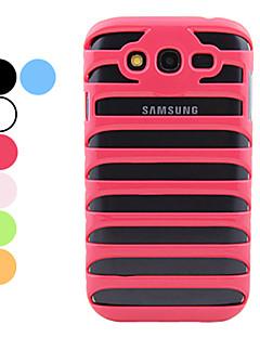 ENKAY Žebřík vzor Pevné pouzdro pro Samsung Galaxy velkého dua I9082