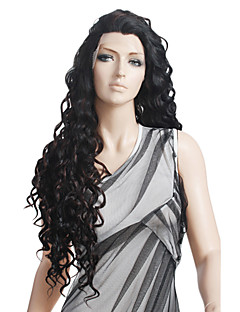 Spanish Curly New Fashion Style Lace Wigs 100% Human Hair Indian Remy Wigs