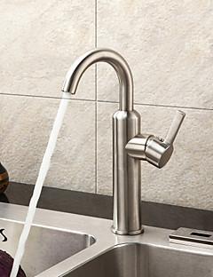 Koupelnové baterie Sprinkle®  ,  Moderní  with  Broušený Jeden kohoutek S jedním otvorem  ,  vlastnost  for Baterie na střed