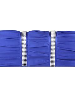 Gorgeous Imitation Silk med Østrig rhinestones aften håndtasker / koblinger (flere farver)