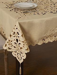 """59 """"X59"""" style Carré Or linge de table floral moderne"""