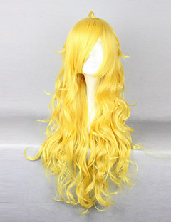Cosplay Wigs RWBY Yang Xiao Long Yellow Long Anime Cosplay Wigs 80 CM Heat Resistant Fiber Female