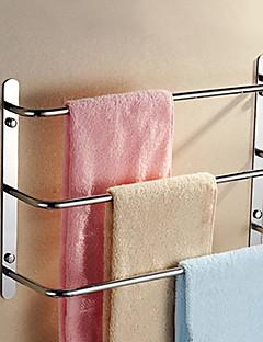 Moderne Edelstahl 3 Bars Handtuchwärmer