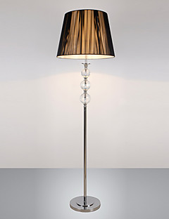 Crystal Beaded Floor Light