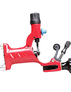 Rotary Motor Tattoo Machine Liner & Shader (Red)