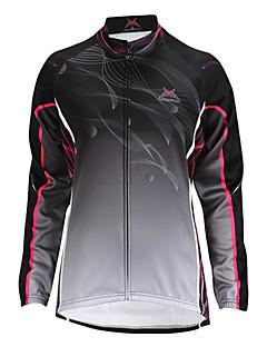 MYSENLAN® Fahrradjacke Damen Langärmelige Fahhrad warm halten / Windundurchlässig / Fleece Innenfutter / tragbar Jacke / Oberteile