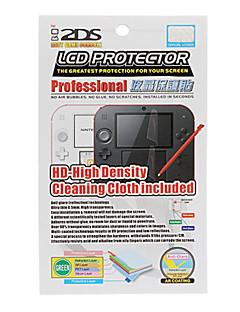 Profesional Led Protector de pantalla para 2DS