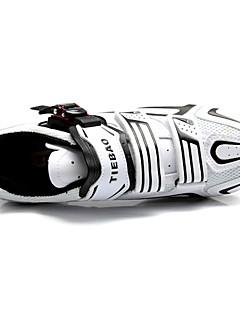 유리 섬유 솔 및 PVC 어퍼와 TIEBAO 남녀 산악 자전거 사이클링 신발
