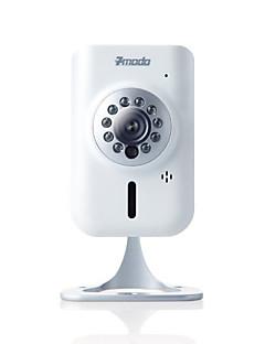 Zmodo® Wireless HD 720P Wi-Fi IP Camera Network Security Camera System QR Code Smartphone Easy Setup,P2P