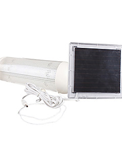 5 LED-uri de interior in aer liber Solar Powered Garden Panel comutatorul lămpii Shed Yard Light (CIS-57226)