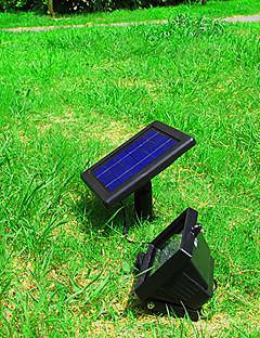 Solar Power Ultra Bright 30 LED Garden Flood Spot Light Lawn Cool White Lamp(CIS-57258)