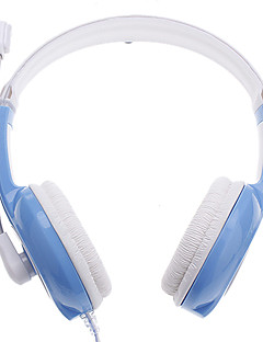 LUPUS Moda Hi-fi Stereo Headphone Azul