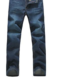 Herren Neu Cotton Long Pants