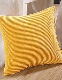 klassiska retro rutig fast präglade dekorativa kudde med insats