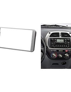 Radio Fascia Facia Trim installationssats för TOYOTA Land Cruiser Prado 150 2010 + RAV4 2000-2005