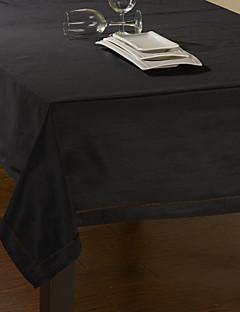 Concise Polyester solide tissu de Tableau Noir