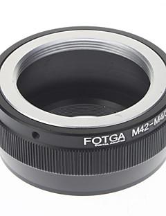 FOTGA M42-M4 / 3 Digitale Camera Lens Adapter / Extension Tube