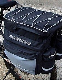 Bike BagPanniers & Rack Trunk Waterproof / Rain-Proof / Reflective Strip / Water Bottle Pocket Bicycle Bag Nylon / Polyester / Canvas