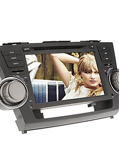 Auto DVD-Player-Toyota-8 Zoll-800 x 480