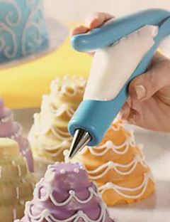 1 Backen Gute Qualität Kuchen / Cupcake Kunststoff / Edelstahl Dekorations Zubehör