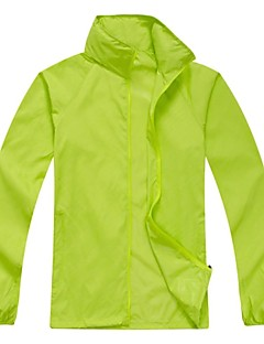 Cycling Jacket Women's / Men's / Unisex Long Sleeve BikeWaterproof / Breathable / Quick Dry / Ultraviolet Resistant / Rain-Proof / High