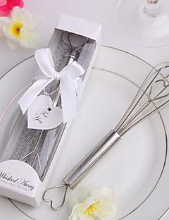 Küchengeräte(Silber) -Nicht-personalisierte-Klassisches Thema Silber beschichteter Stahl