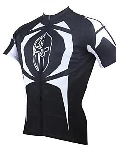 paladinsport för män cykeltröja kortärmad våren och sommaren stil 100% polyester (dx009)