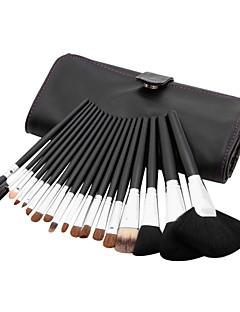 18 Makeup Brushes Set Nylon / Bristle / Others / Mink Hair / Goat Hair Face / Lip / Eye