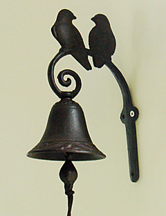 European Retro Style Smijern Hage Birds Type Door Bell