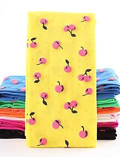 Girl's Print Leggings,Polyester All Seasons Black / Blue / Green / Orange / Red / White / Yellow