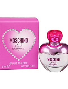 Moschino Rosa Bouquet Mini Eau De Toilette Donna 5ml