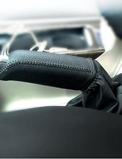 XuJi ™ Genuine Leather Handbrake Cover for 2007-2012 Ford Mondeo Mondeo Mk4